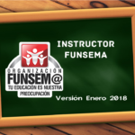 Curso de Instructor Funsema (CIF)